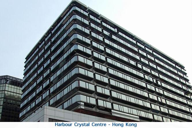 Harber Crystal - Hong Kong