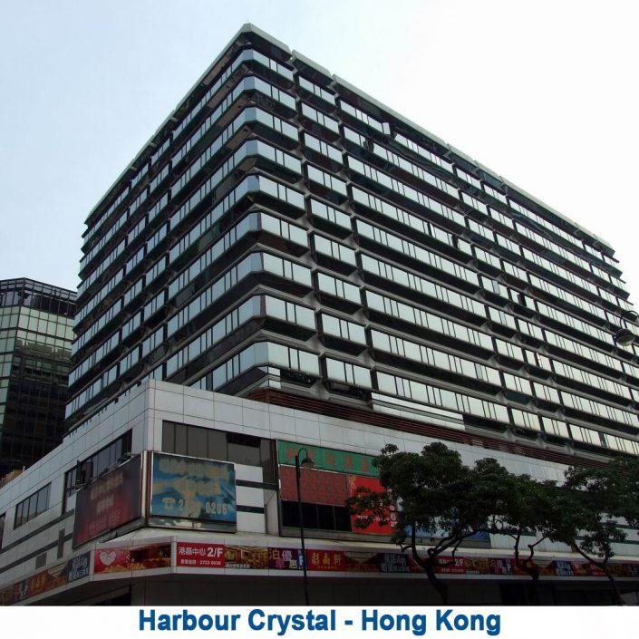 Harbour Crystal Centre Hong Kong
