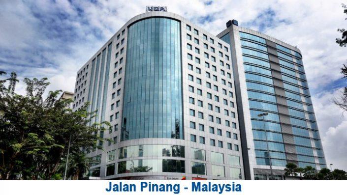 Jalan Pinang Malaysia