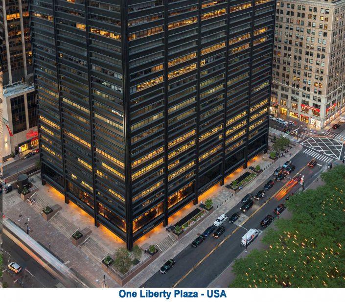 One Liberty Plaza USA