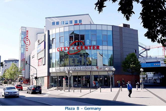 Plaza 8 - Germany