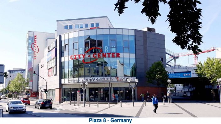 Plaza 8 Germany