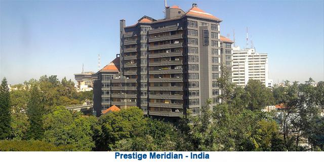 Prestige Meridian India